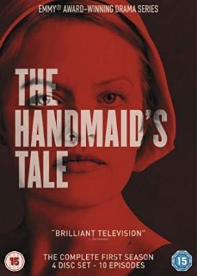 "Afficher ""The Handmaid's tale n° S1<br /> The Handmaid's tale - Saison 1 - DVD 3 et 4"""