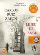 vignette de 'Le Jeu de l'ange (Carlos Ruiz Zafón)'