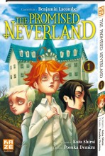 "Afficher ""The promised Neverland n° 1<br /> Grace Field House"""