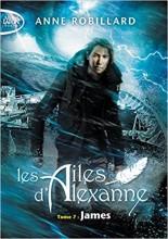 """Afficher """"Les ailes d'Alexanne n° 7<br /> James"""""""