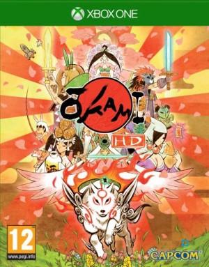 """Afficher """"Ōkami HD"""""""