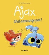 "Afficher ""Ajax n° 2 Chat s'arrange pas !, Ajax, 2"""