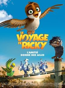 """Afficher """"Voyage de Ricky (Le)"""""""