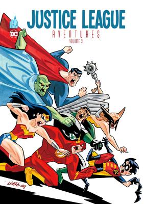 """Afficher """"Justice league aventures n° 3 Justice League aventures, volume 3"""""""