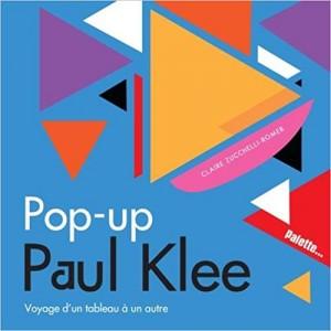 "Afficher ""Pop-up Paul Klee"""