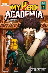 "Afficher ""My Hero Academia n° 14 Overhaul"""