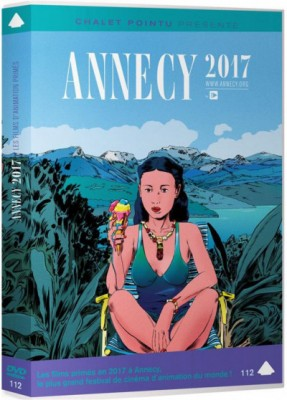 "Afficher ""Annecy awards 2017"""
