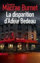 """Afficher """"La disparition d'Adèle Bedeau"""""""