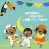 """Afficher """"Comptines et chansons des enfants du monde"""""""