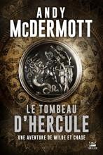 """Afficher """"Une aventure de Wilde et Chase n° 2<br /> Le tombeau d'Hercule"""""""