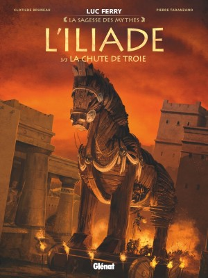 "Afficher ""L'Iliade n° 3 La chute de Troie"""