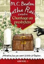 """Afficher """"Agatha Raisin enquête n° 13 Chantage au presbytère"""""""