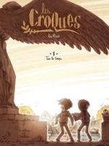 vignette de 'Les Croques n° 1<br /> Tuer le temps : Les croques, 1 (Léa Mazé)'
