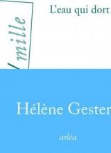 vignette de 'L'eau qui dort (Hélène Gestern)'