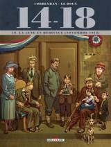 """Afficher """"14-18 n° 10<br /> La Lune en héritage (novembre 1918)"""""""