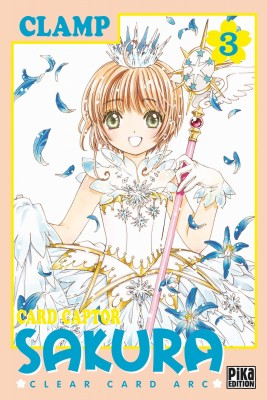 "Afficher ""Card Captor Sakura - Clear Card Arc n° 3"""