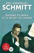 vignette de 'Madame Pylinska et le secret de Chopin (Eric-Emmanuel Schmitt)'