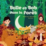 vignette de 'Bulle et Bob dans la forêt (Tual, Nathalie)'