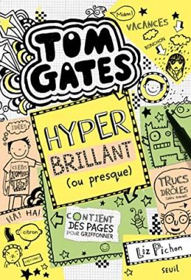 """Afficher """"Tom Gates n° 10 Hyper brillant"""""""