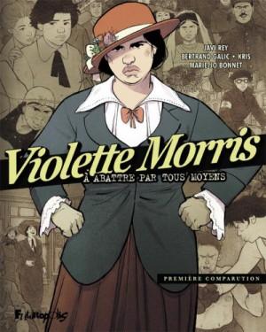 vignette de 'Violette Morris : à abattre par tous les moyens n° 1<br /> Première comparution (Kris)'