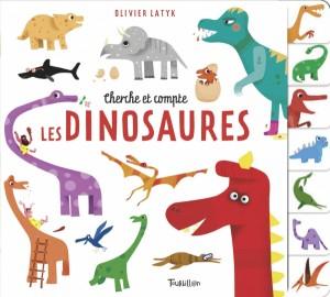 """Afficher """"Cherche et compte les dinosaures"""""""