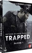 """Afficher """"Trapped n° 1 Trapped - Saison 1 : intégrale (10 épisodes)"""""""