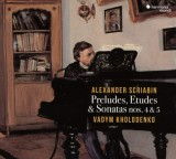 """Afficher """"Preludes, Etudes and other works for piano"""""""