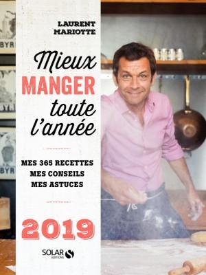 vignette de 'Mieux manger toute l'année (Laurent Mariotte)'