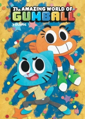 vignette de 'The amazing world of Gumball n° 1<br /> The amazing world of Gumball, 1'
