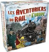 """Afficher """"Aventuriers du Rail Europe (Les)"""""""