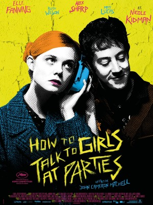 "Afficher ""How to talk to girls at parties"""