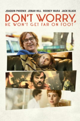 "Afficher ""Don't Worry, He Won't Get Far On Foot"""