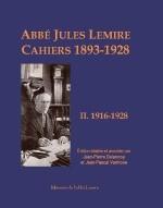 "Afficher ""Cahiers 1893-1928 n° 2 1916-1928"""