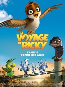 vignette de 'Voyage de Ricky (Le) (Toby Genkel)'
