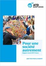"""Afficher """"Pour une société autrement - Rapport moral 2017 France"""""""
