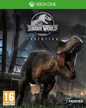 """Afficher """"Jurassic World Jurassic World : Evolution"""""""