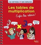 """Afficher """"Les tables de multiplication"""""""