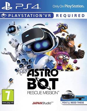 """Afficher """"Astro Bot"""""""
