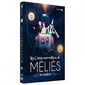 """Afficher """"contes merveilleux de Méliès en couleur (Les)"""""""