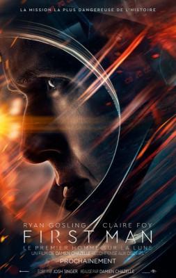 """Afficher """"First man - Le premier homme sur la Lune"""""""