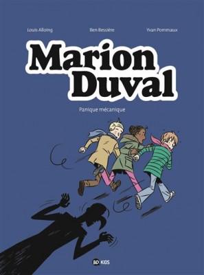 """Afficher """"Marion Duval n° 28 Panique mécanique"""""""