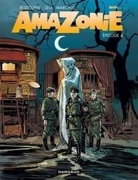 Kenya n° Cycle 3-tome 4<br /> Amazonie