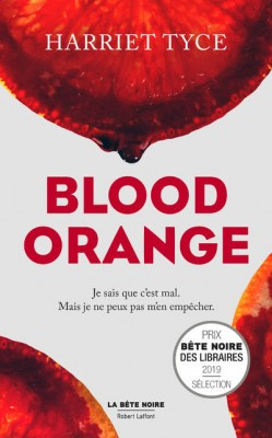 vignette de 'Blood orange (Harriet Tyce)'
