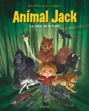 """Afficher """"Animal Jack n° 01 Le Coeur de la forêt"""""""