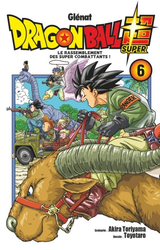 Dragon Ball n° 27 Le rassemblement des super combattants