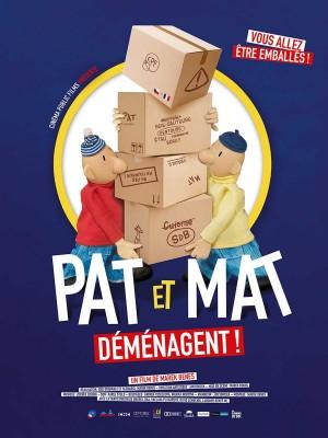 """Afficher """"Pat & Mat déménagent !"""""""