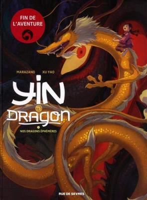"Afficher ""Yin et le dragon n° 3 Nos dragons éphémères : Yin et le dragon, 3"""