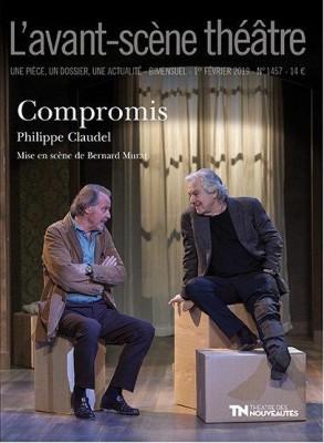 """Afficher """"Avant-scène Théâtre Compromis"""""""