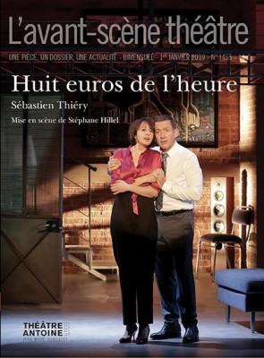 """Afficher """"Avant-scène Théâtre Huit euros de l'heure"""""""