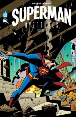"""Afficher """"Superman - Aventures - série en cours n° 4 Superman aventures"""""""